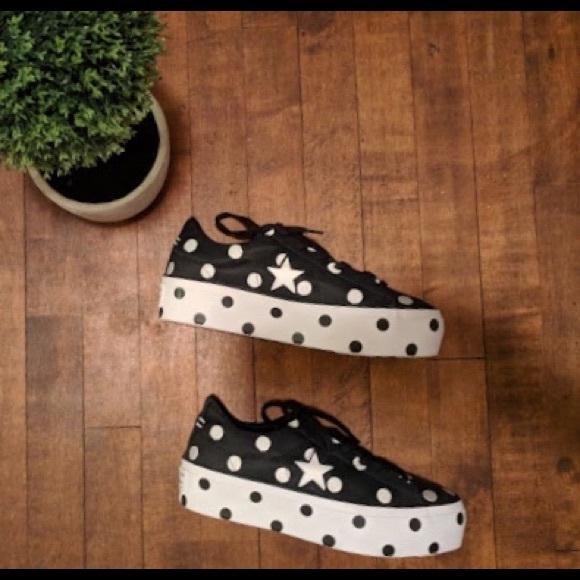 e9e68bd9dace89 Converse Shoes - Converse One Star Ox Platform